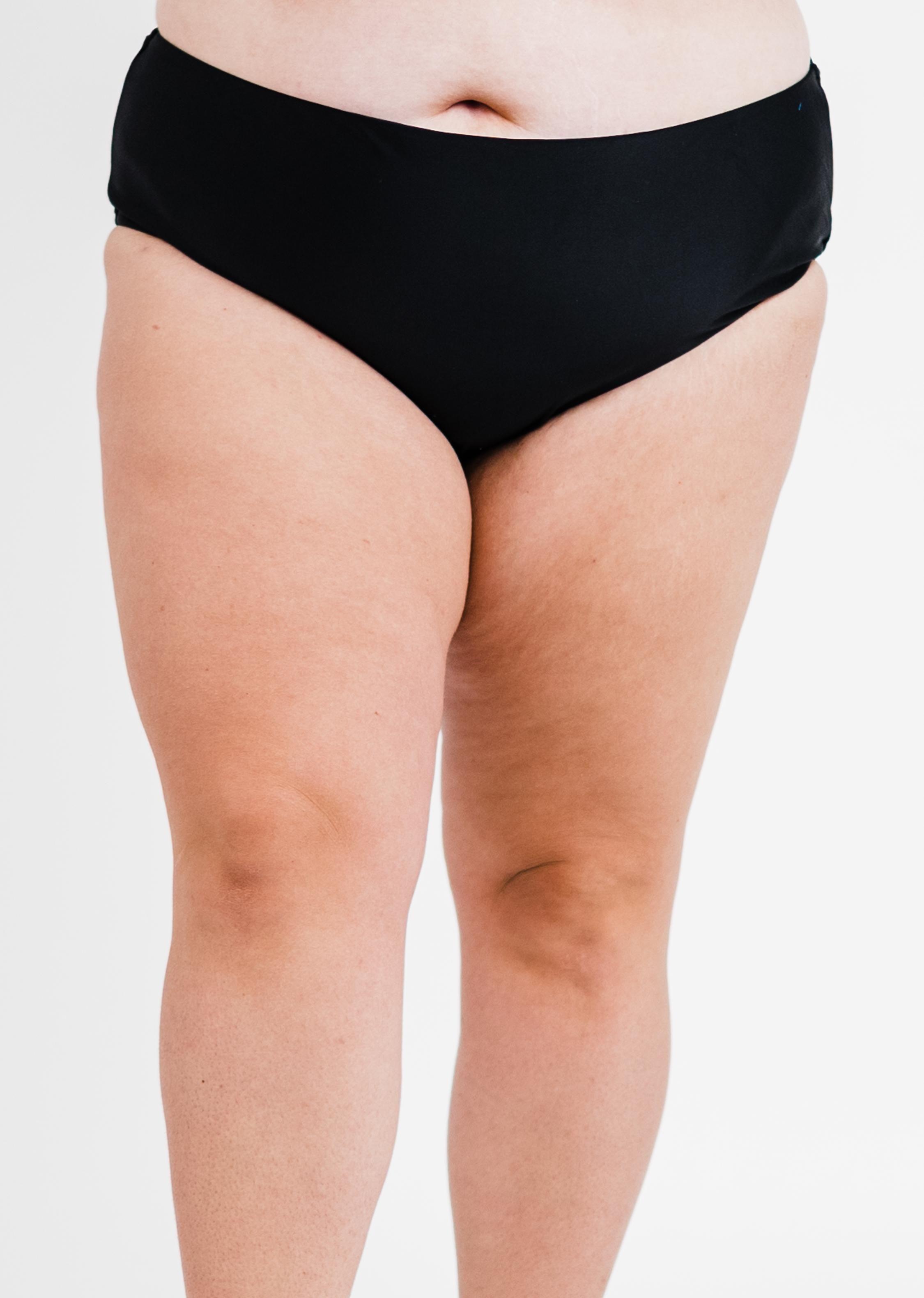 Plus Size Bikini Bottom