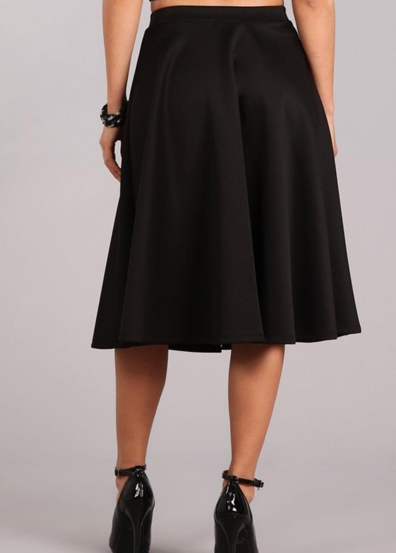 93e6fac295d Black Ball Gown Skirt. Boutique  Jupe de Abby