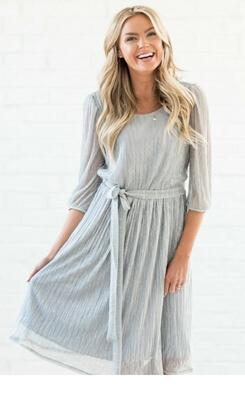 Waist Defined Dresses
