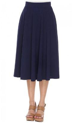 Midi Skirts